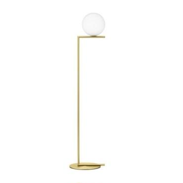 FLOS IC FLOOR LIGHT GOLD