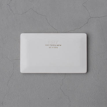 HOFF Card Case A WHITE
