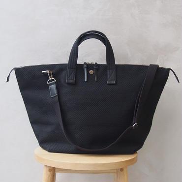 CaBas N°32-Bowler bag medium + Shoulder strap Black