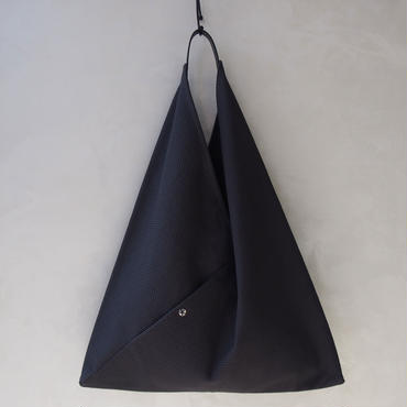CaBas N°40Triangle Tote Large Black
