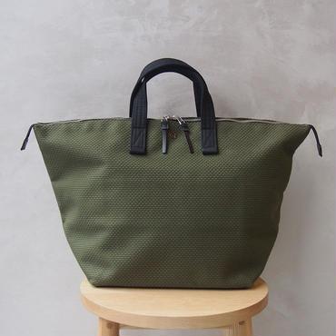 CaBas N°32-Bowler bag medium Khaki/Black