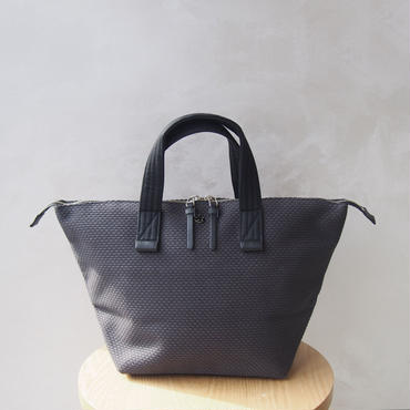 CaBas N°33 Bowler bag small Gray/Black