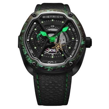 【夏アイテム】ORGANIC-TIME-1 CARBON LUMINSCENT (オーガニックタイム-1 カーボンルミセント) DROT001CL