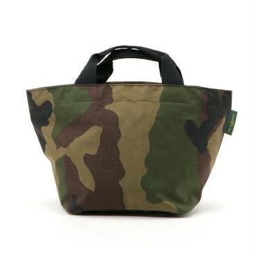 Herve Chapelier*エルベシャプリエ* 1027F 舟形トートバック カラー: Camouflage カモフラージュ柄