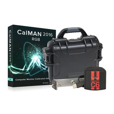 CalMAN RGB & C6-HDR(1,300Nits)バンドル ・在庫セール30%OFF
