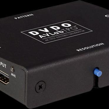 DVDO AVLab TPG™4Kテストパターンジェネレータ