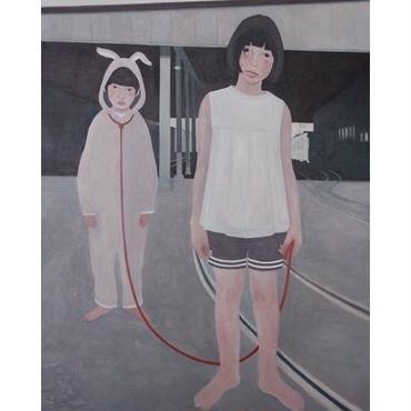「赤い糸」中西揚一, Ed.5, まちなかアート・エディションズ