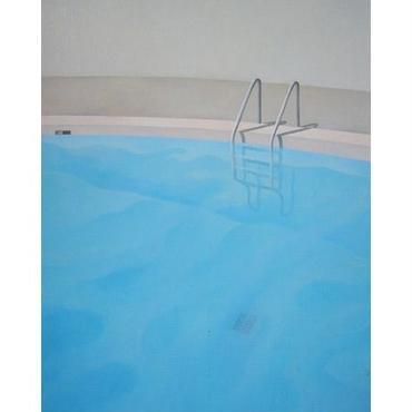 「Swimming pool」民野宏之, Ed.10, まちなかアート・エディションズ