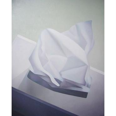 「Tissue」民野宏之, Ed.10, まちなかアート・エディションズ