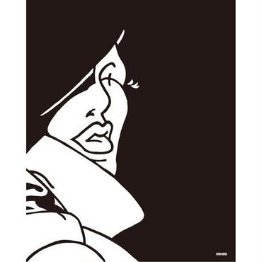 「妖艶が漂う」山本稔, Ed.10, まちなかアート・エディションズ