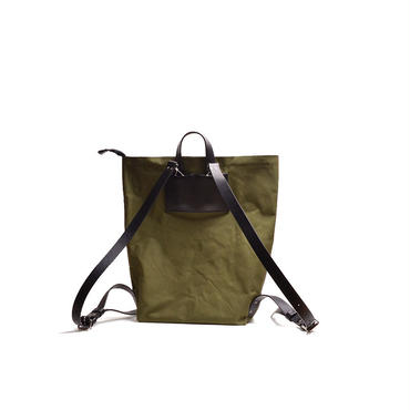 """GIMBAL"" BACK PACK   *Khaki"