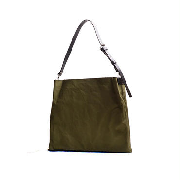 """GIMBAL"" SHOULDER BAG  *Khaki"