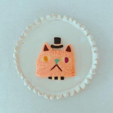 2/12発送:pinkネコ(クッキー1枚、ギフトボックス入り)