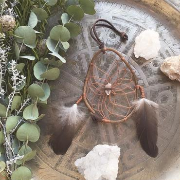 Dream Catcher Crystal/Beige S