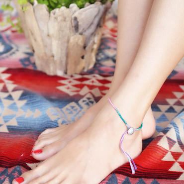 Cotton Anklet(Lady's)