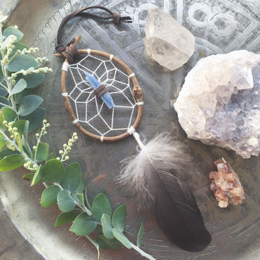 Dream Catcher Kyanite S