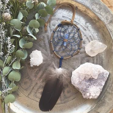 Dream Catcher Kyanite/Navy S