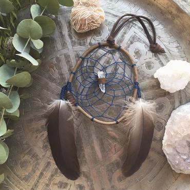 Dream Catcher Crystal/Navy S