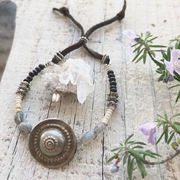 Afghan Vintage Concho Bracelet