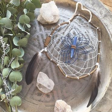 Dream Catcher Kyanite/Natural M
