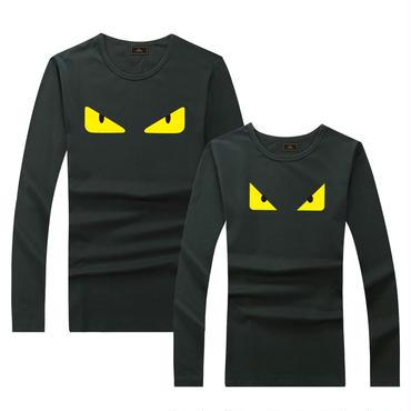 早春新品 人気シャツ Tシャツ 男女兼用 カップル かわいい 男女サイズ FE 大人気 グリーン