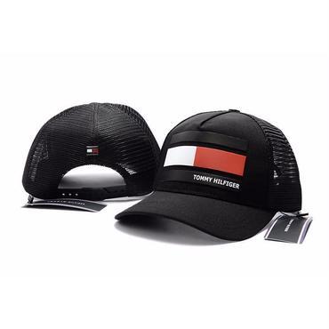 新品 Tommy Hilfiger   トミーヒルフィガー 夏 帽子 キャップ 男女兼用 夏人気新品 4色