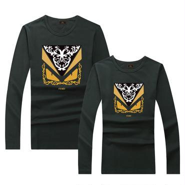 早春新品 人気シャツ Tシャツ 男女兼用 カップル かわいい 男女サイズ FE 人気シャツ グリーン