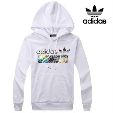 大人気 新品 アディダス  adidas パーカー 男女兼用 運動  男女兼用 6色