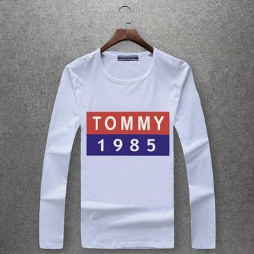 早秋新品  人気 Tommy Hilfiger トミーヒルフィガー トレーナー 男女兼用 6色