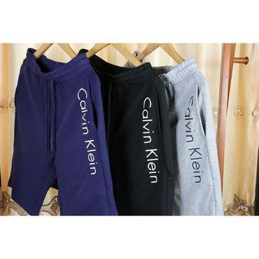 新品  人気 Calvin Klein カルバンクライン  ショートパンツ パンツ 男女兼用 3色