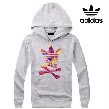 新品 大人気 アディダス  adidas パーカー 男女兼用 運動  男女兼用 6色