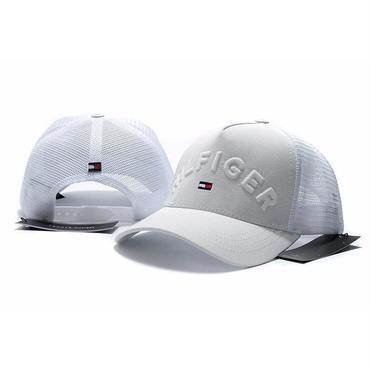 新品 Tommy Hilfiger   トミーヒルフィガー 夏 帽子 キャップ 男女兼用 人気 4色