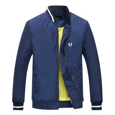 新品  人気 Fred Perry フレッドペリー ジャケット ジャージ パーカー 男女兼用 2色