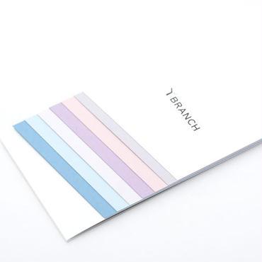 紙の箸置き(Plain)