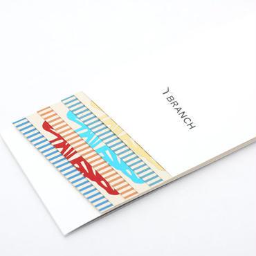 紙の箸置き(Present)
