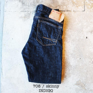 708 / SKINNY (INDIGO)