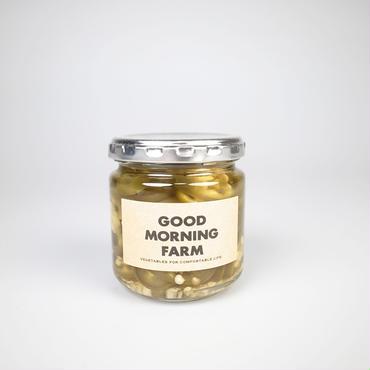 good morning farm / ハラペーニョピクルス