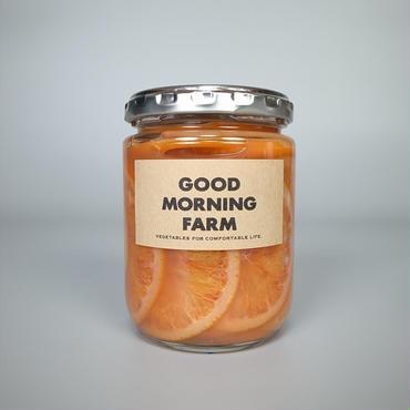 good morning farm / タロッコオレンジシロップ煮