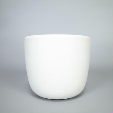 sueki yard / 160 pot / white