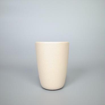 sueki ceramics / long cup / ivory