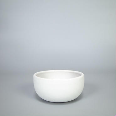 sueki yard / 120 pot / white