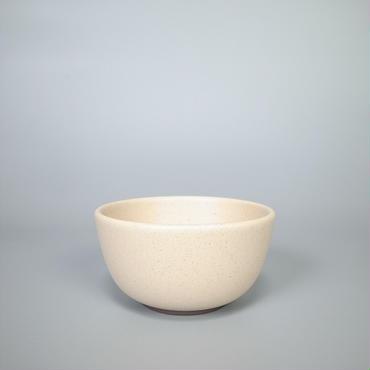 sueki ceramics / soup bowl / ivory
