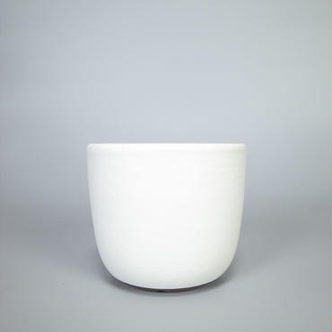 sueki yard / 130 pot / white