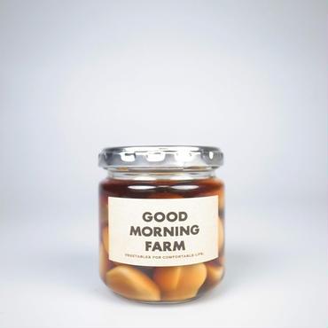 good morning farm / にんにく醤油ピクルス