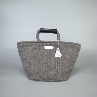 oldman's tailor / R&D.M.Co- / marche bag small / herringbone tweed