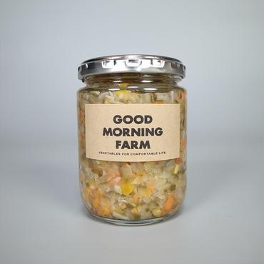 good morning farm / タルタルミックスピクルス