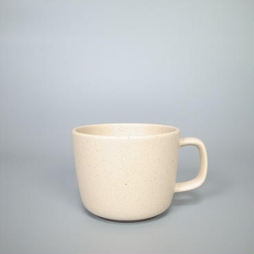 sueki ceramics / mugcup L / ivory