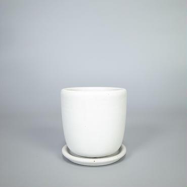 sueki yard / 90 saucer / white