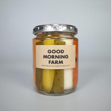 good morning farm / 愛媛県野菜のピクルス
