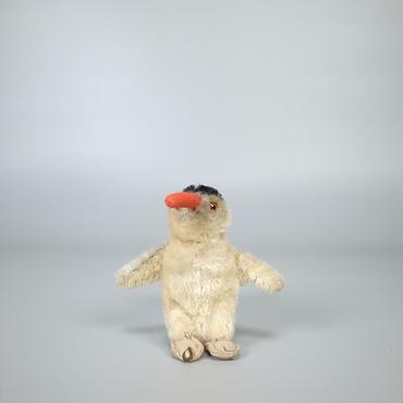40s50s german stuffed penguin